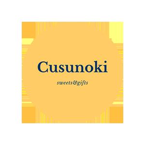 sweets & gifts Cusunoki